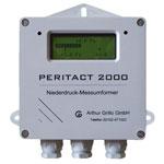 Produktbild: Differenzdruckmessgät PERITACT 2000-K10Differenzdruckmessgät PERITACT 2000-K10