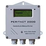 Produktbild: Differenzdruckmessgerät PERITACT 2000