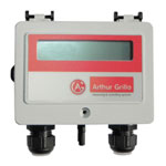 Produktbild: Differenzdruck- / Volumenstromregler DPC200-R