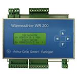 Produktbild: Wäremezähler WR200F