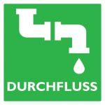 Produktkategorielogo: Pictrogram Produktkategorie DURCHFLUSS