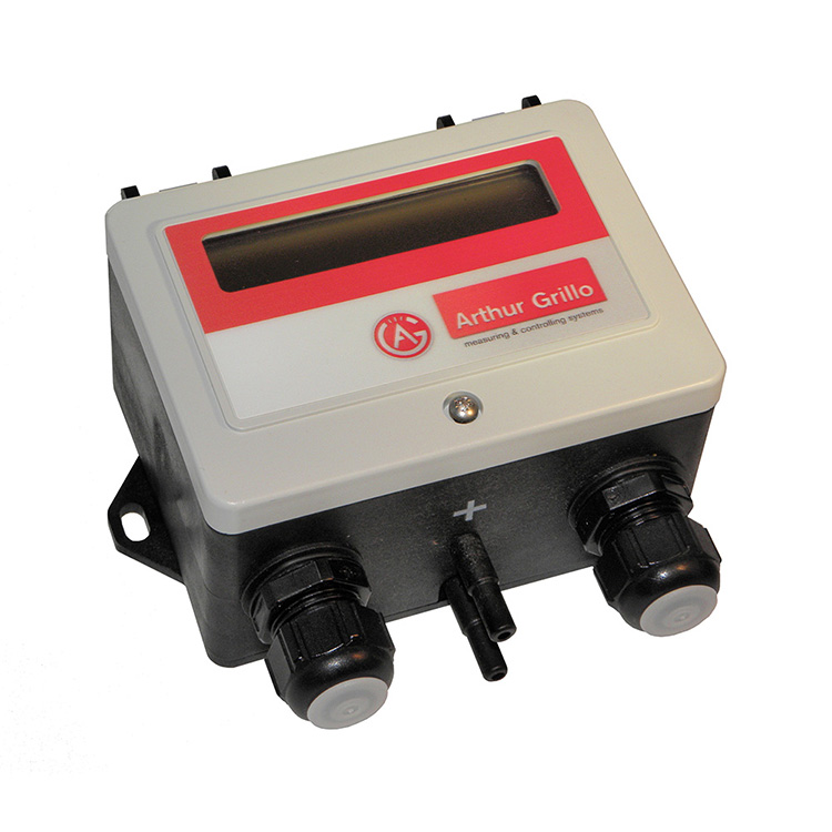 Produktbild: Differenzdruck- / Volumenstromregler DPC200