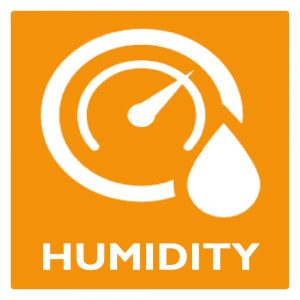 Product category logo: Pictogram product category HUMIDITY