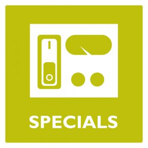 Product category logo: Pictogram product category SPECIALS